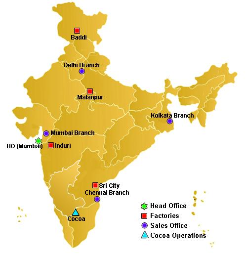Indian Foods Ltd Baddi